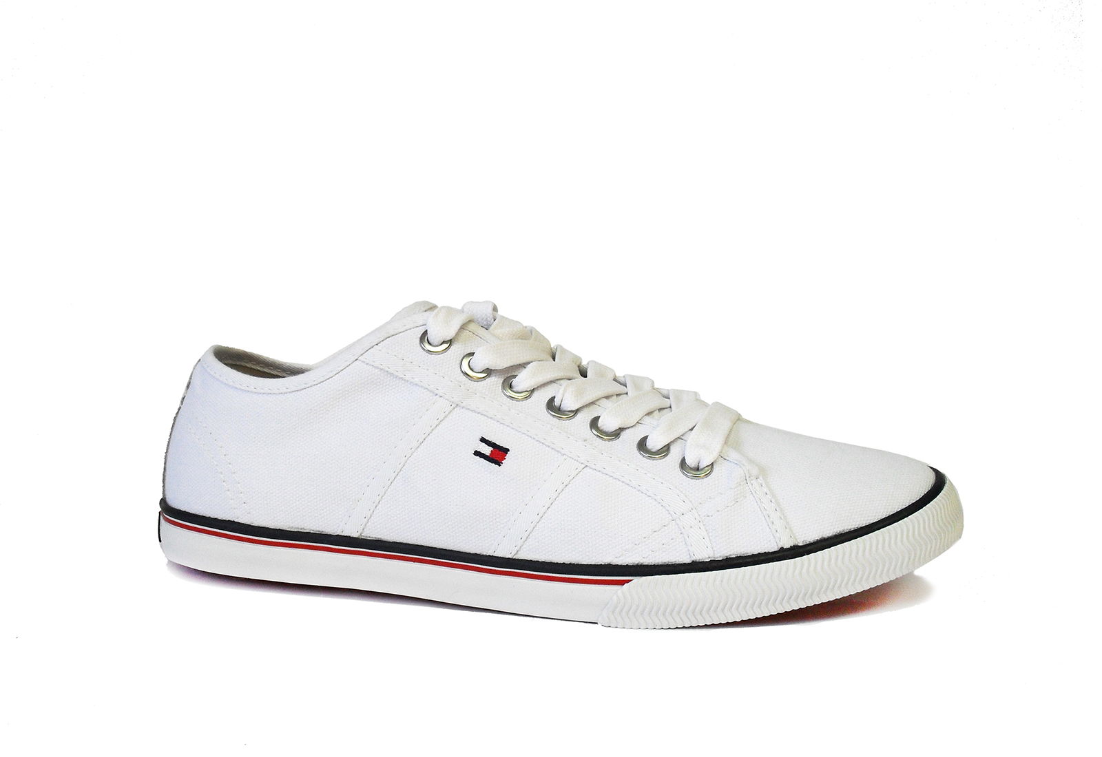 Tommy Hilfiger Tornacipő - Vantage 2a - 13S-5298-100 - Office Shoes ... 7f638108c7