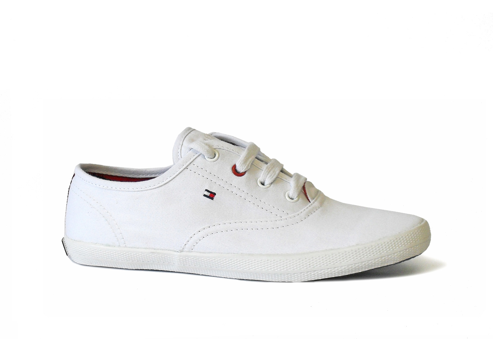 Tommy Hilfiger Tornacipő - Victoria 1 - 13s-5545-100 - Office Shoes ... 10575a6874