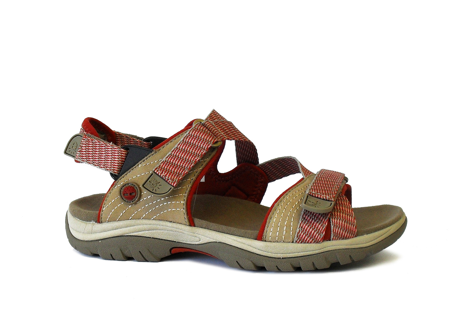 409b45cafccd54 Timberland Sandals - Jordan - 8034R-red - Online shop for sneakers ...
