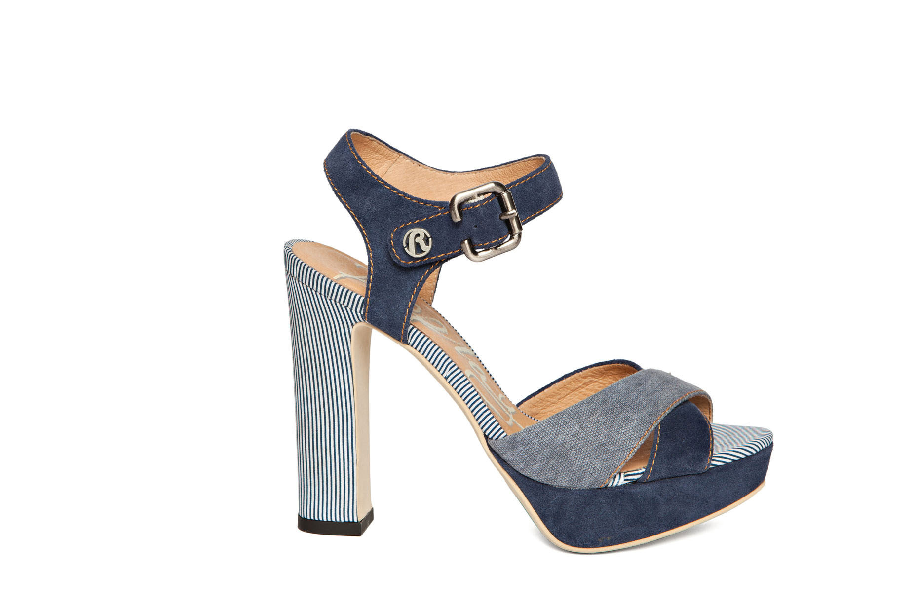 35c62c7be0 Replay Magassarkú - Kimberly - rp680004l-0010 - Office Shoes ...