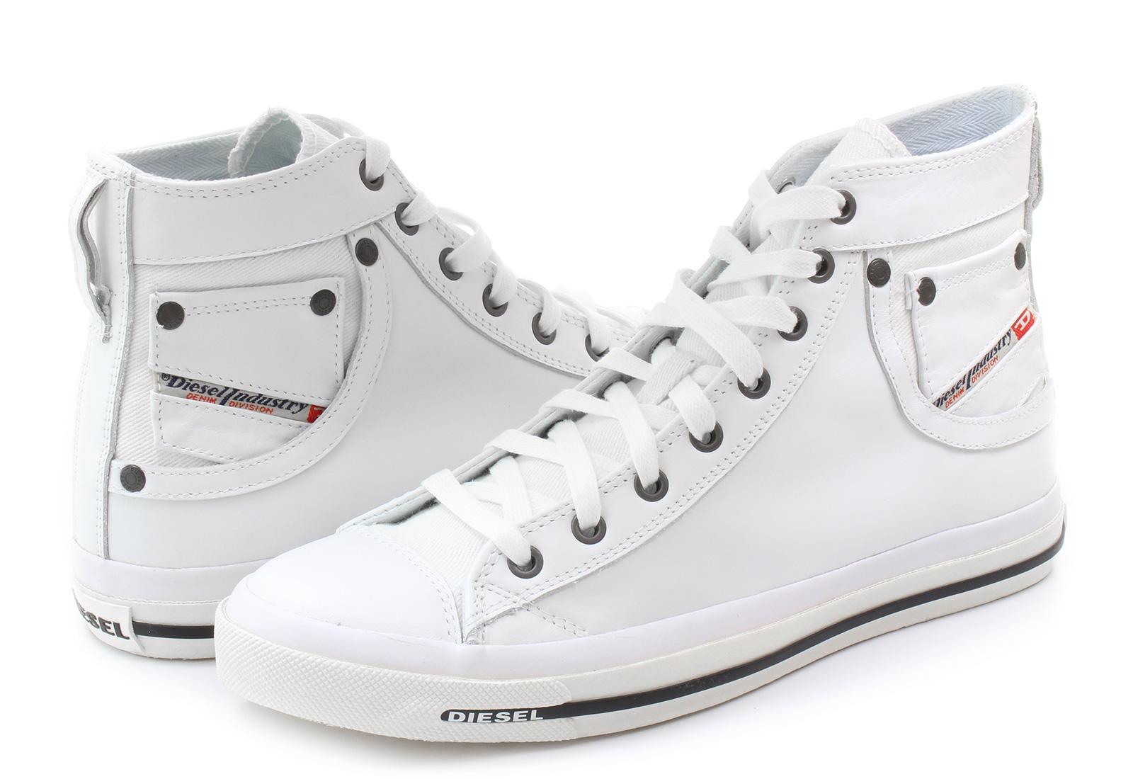 Diesel Cipő - Exposure I - 023-052-1003 - Office Shoes Magyarország a27884c394