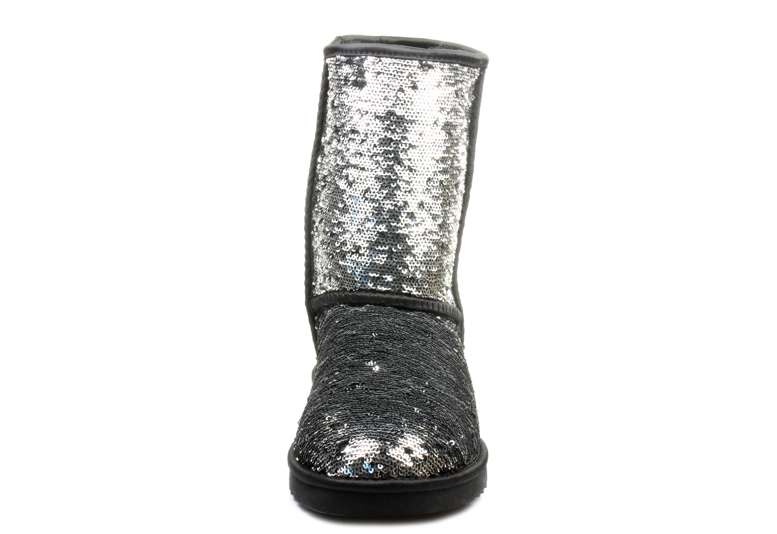 Ugg Csizma - W Classic Short Sparkles - 1002765-BLM - Office Shoes ... adb5065d8d