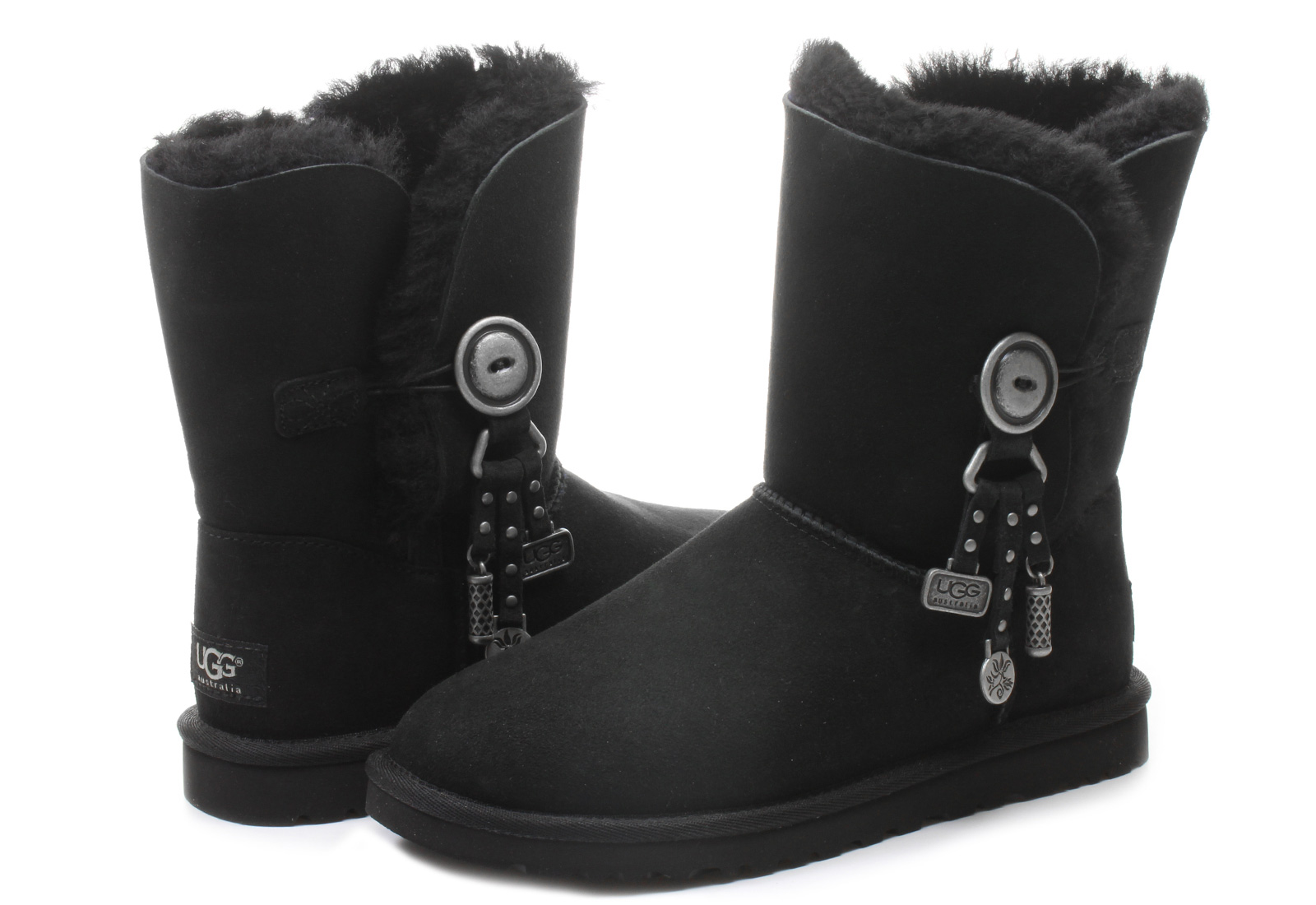 Ugg Boots W Azalea 1005382 Blk Online Shop For