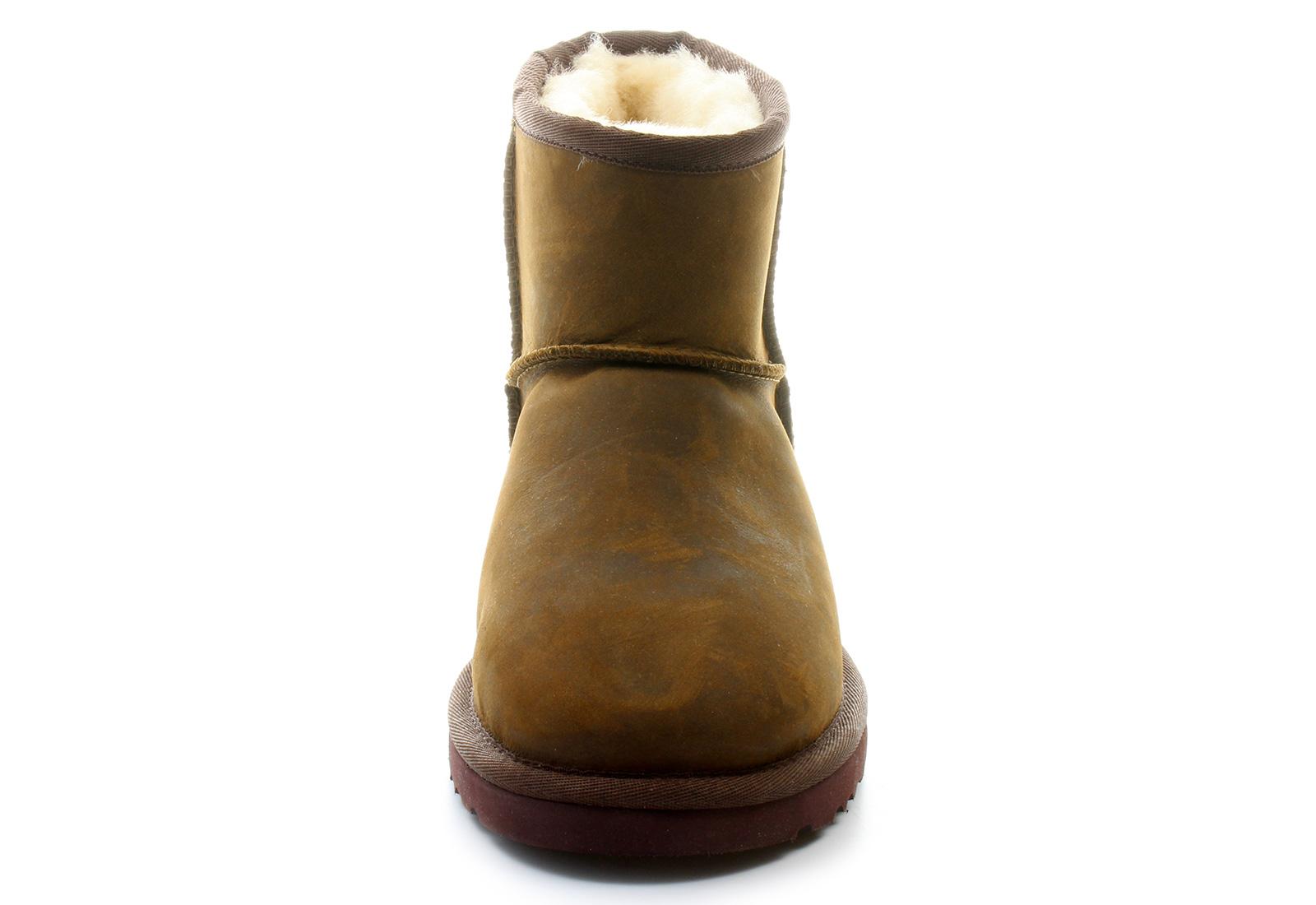 Ugg Boots W Classic Mini Leather 6