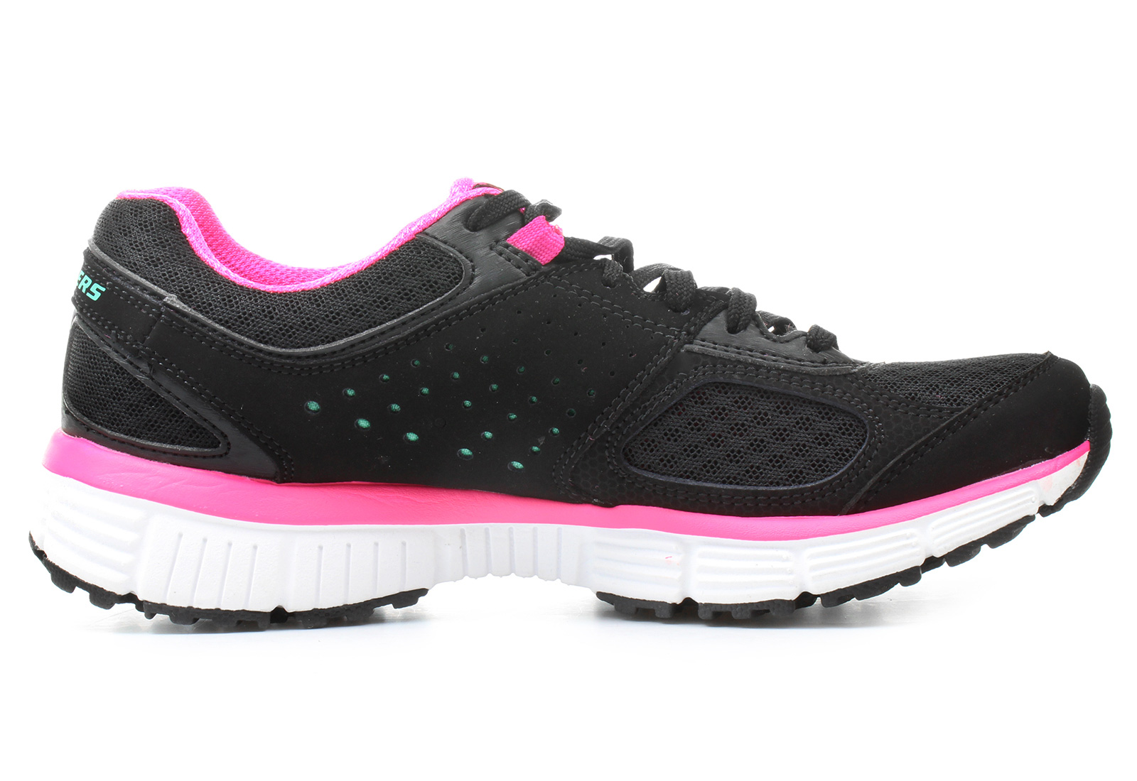 reputable site 2ee92 761eb Skechers Agility Perfect Fit Damen Sneakers 11903 Schuhe ...