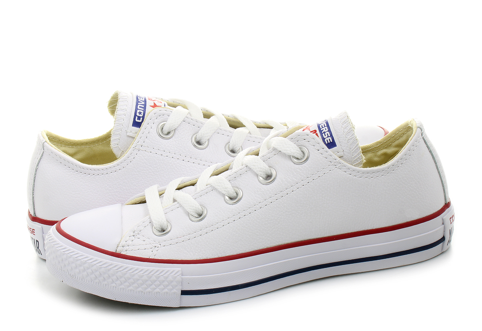 66d8ef5646 Converse Tornacipő - Ct As Core Leather Ox - 132173C - Office Shoes ...