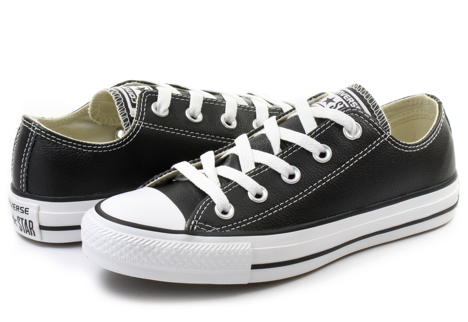 Converse Tornacipő - Ct As Core Leather Ox - 132174C - Office Shoes ... 71ddfa635e