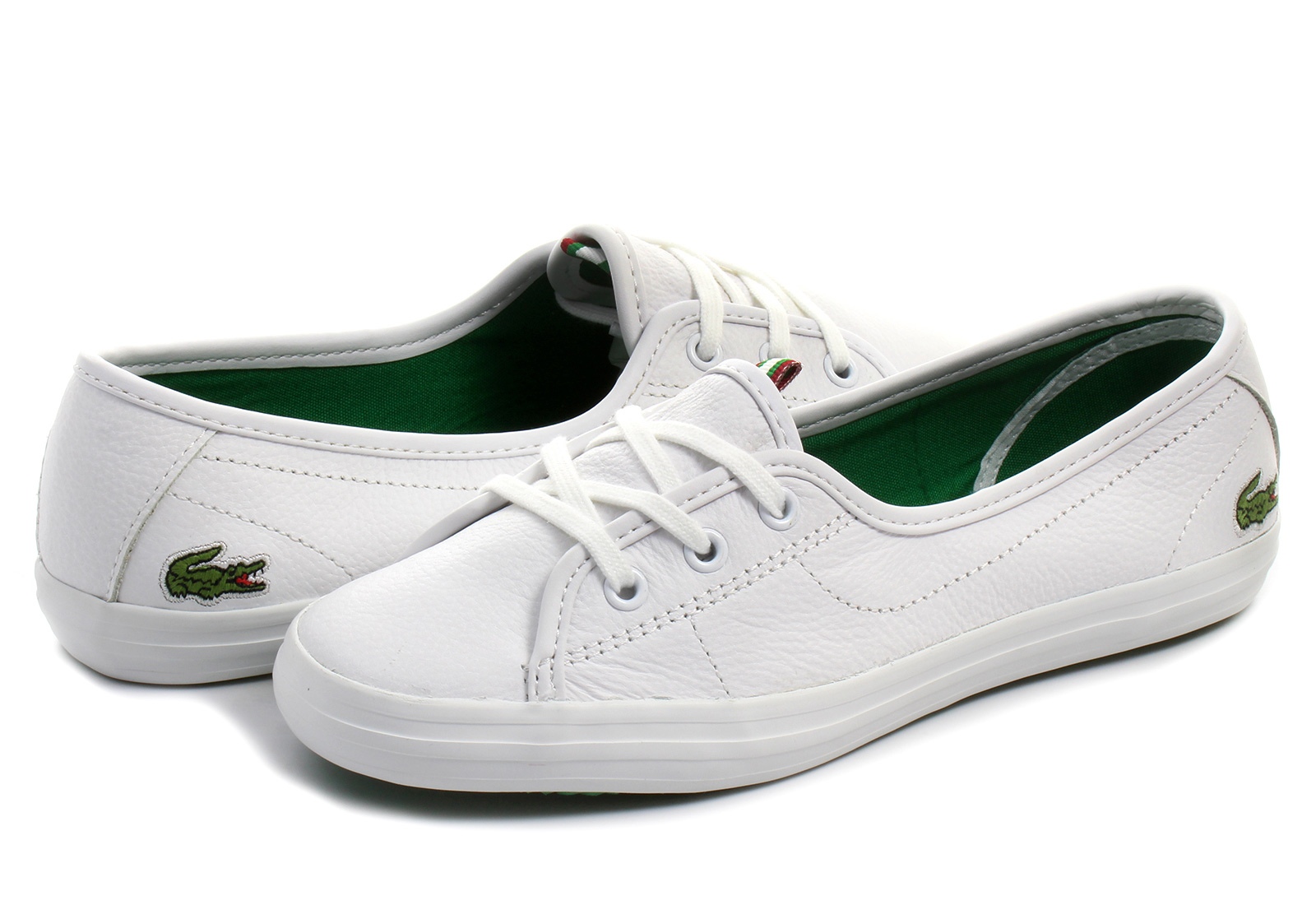 Lacoste Balerinke Bijele Tenisice - Ziane Chunky - Office Shoes ... 70e21f2212d