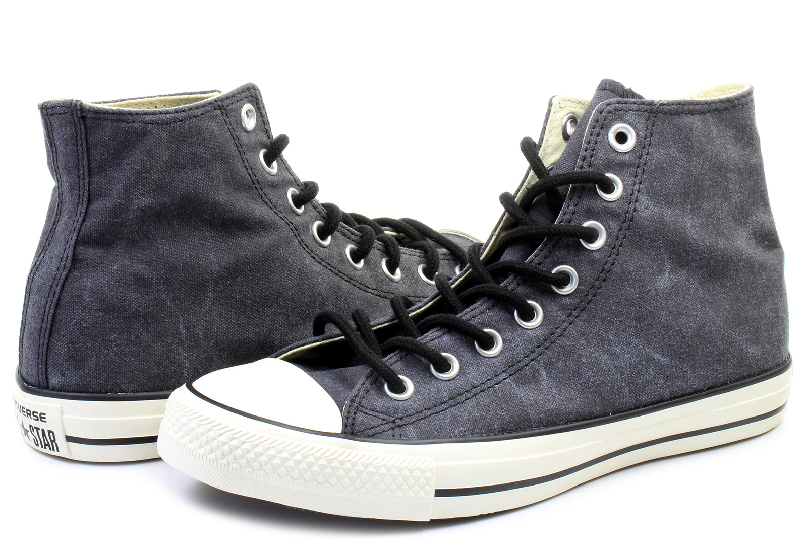 Converse Sneakers - Chuck Taylor All Star Distressed Hi - 144631C ... d65fb7b590
