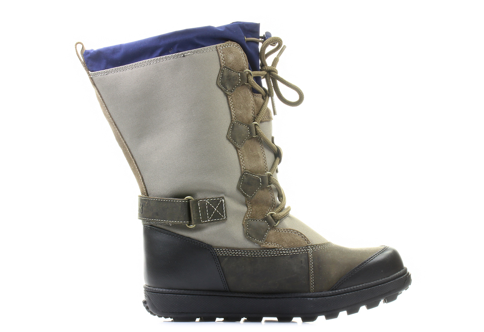 Timberland Boots Mukluk 2093r Nvy Online Shop For