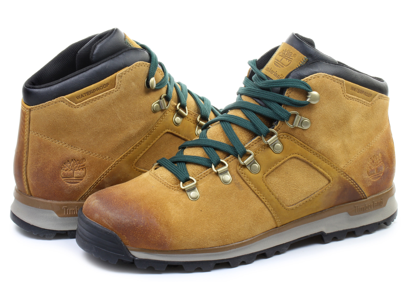 Timberland Boots - Scramble Mid - 2209R-WHE