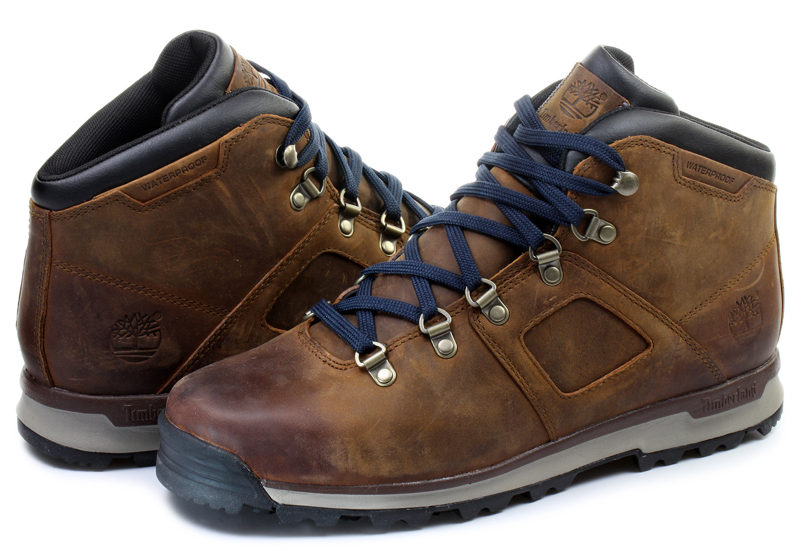 Timberland Boots Scramble Mid 2210r Brn Online Shop