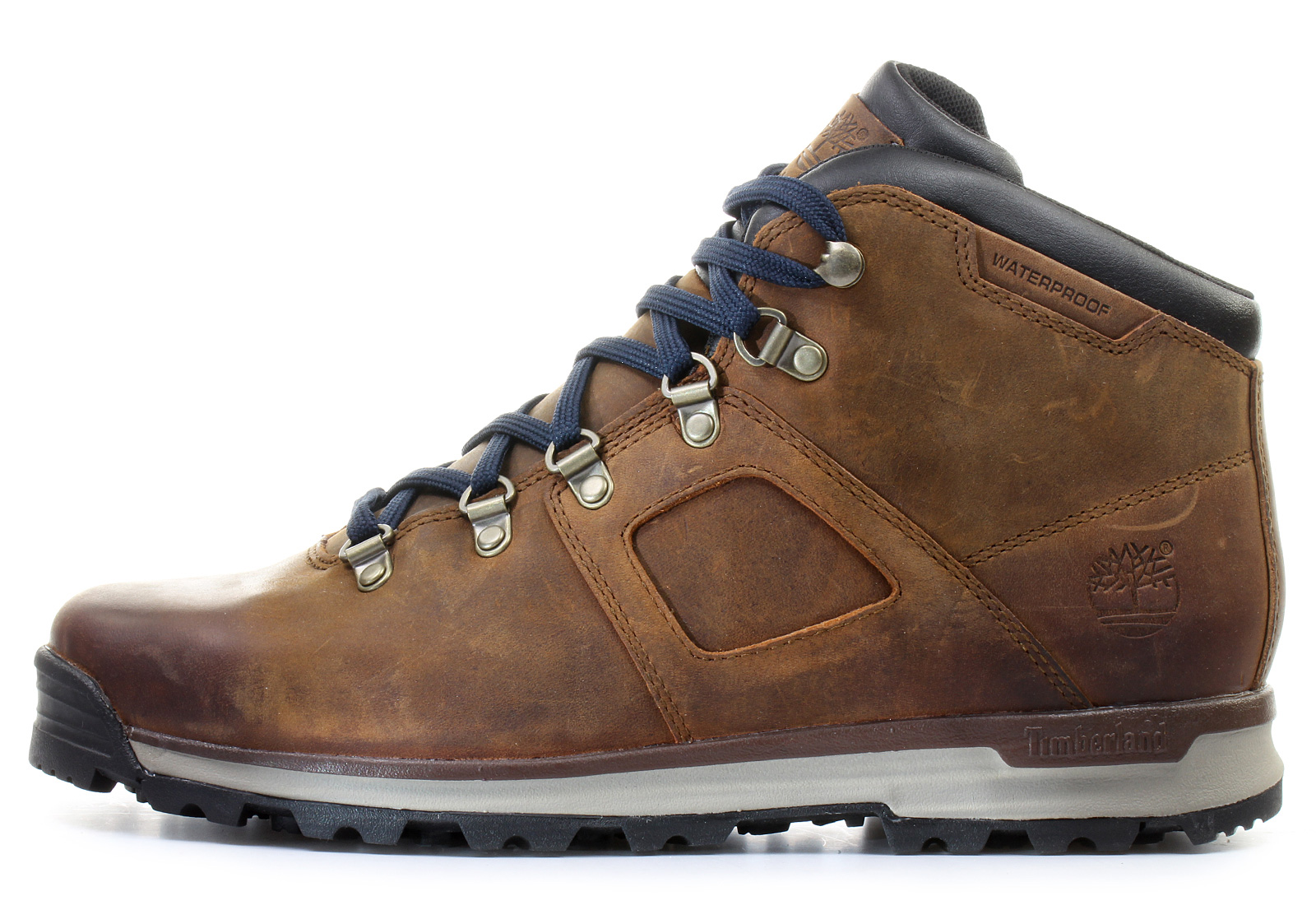 Timberland Low Top Shoes Blue