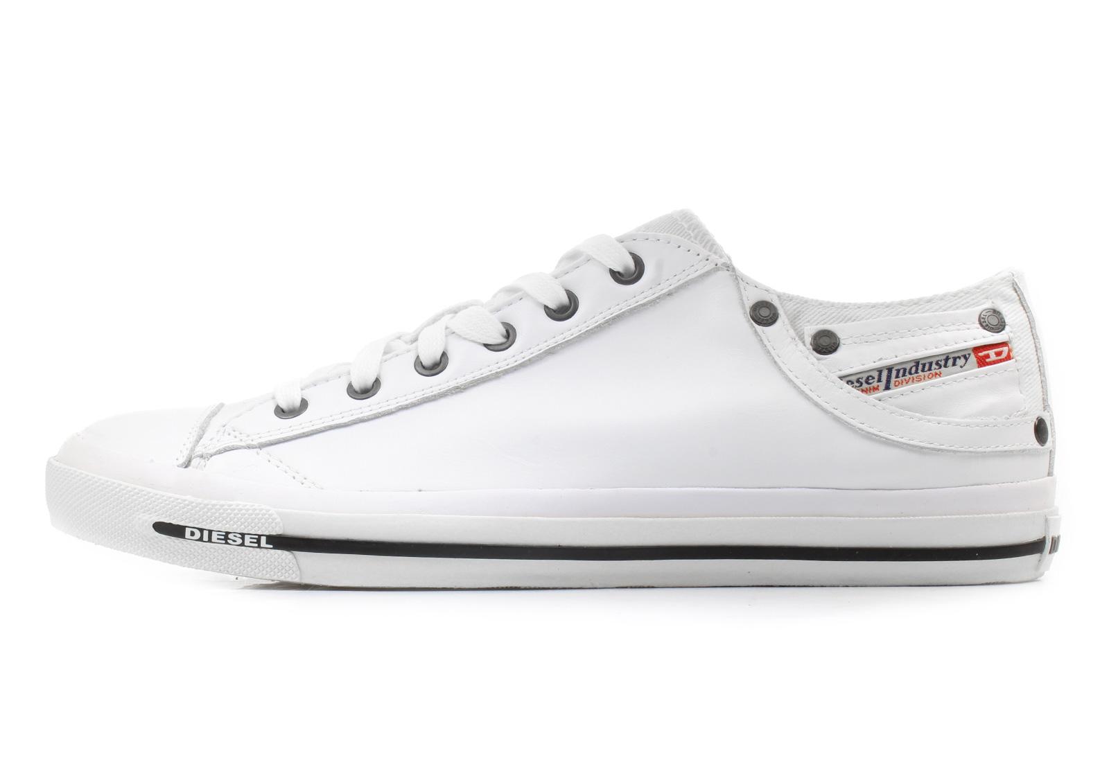 1d0531c49c2e Diesel Cipő - Exposure Low I - 321-052-1003 - Office Shoes Magyarország