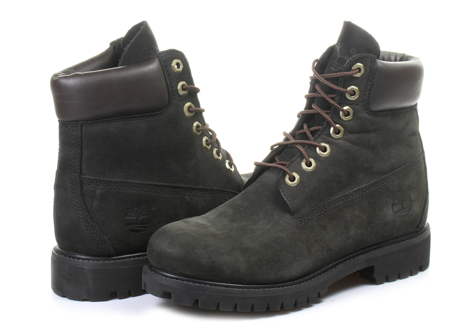 8a5adf4ab2a Timberland Boty - 6 Inch Premium Boot - 44520-BLKTenisky