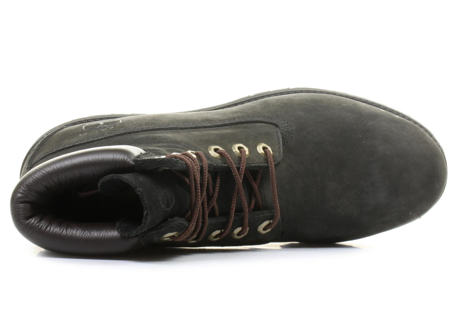 Timberland Botas Para Hombre 6 Pulgadas Premium 44520 Negro Y5p9la