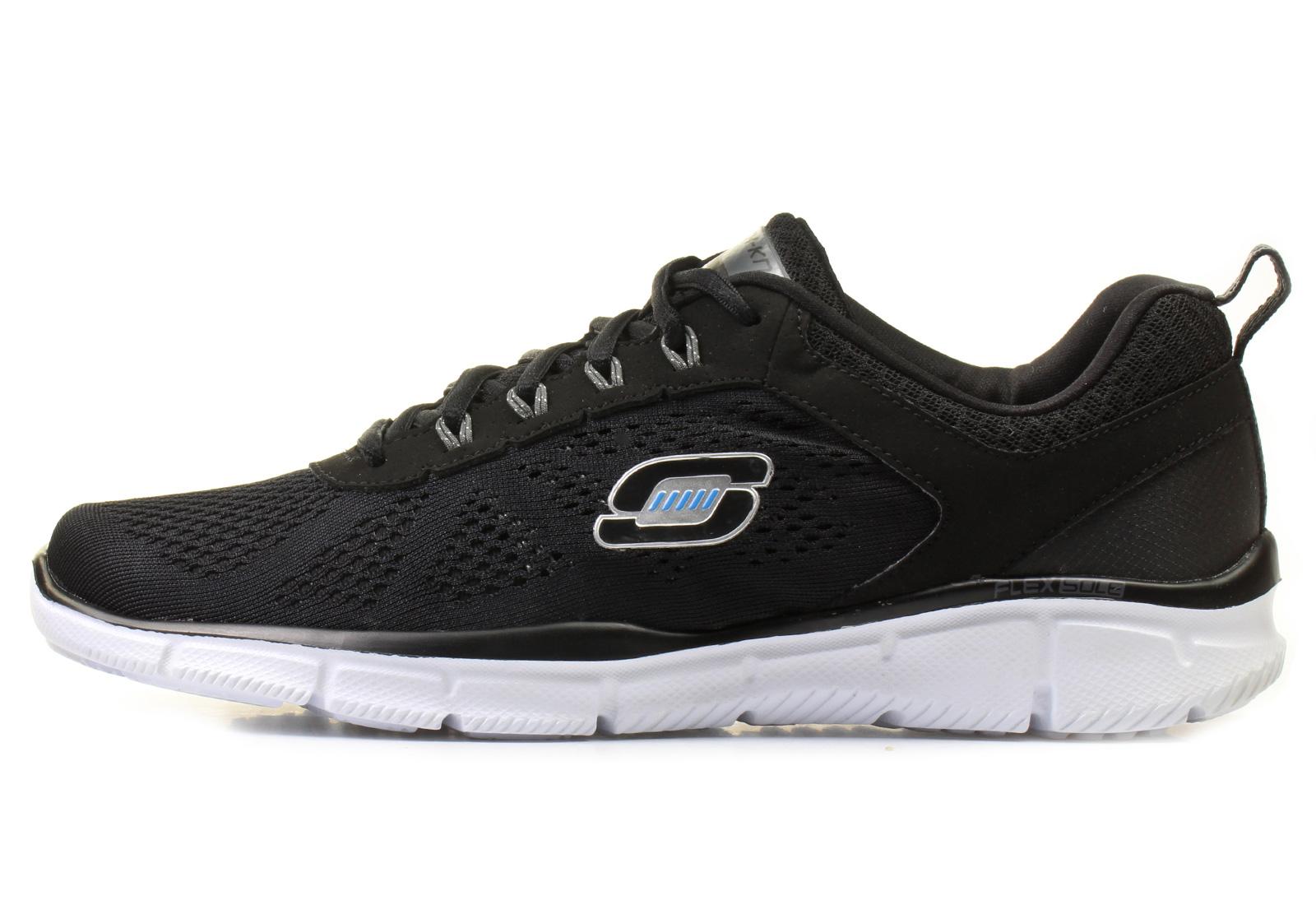 Skechers Shoes - Deal Maker - 51358-bkw