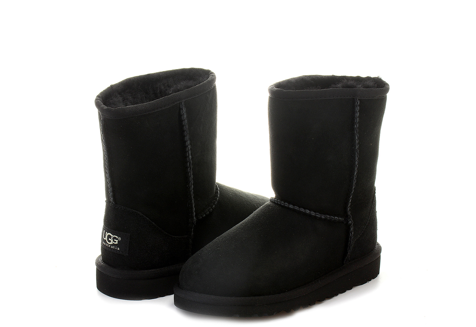 cabbe5ae74b Ugg Boots - T Classic Short - 5251T-BLK - Online shop for sneakers, shoes  and boots
