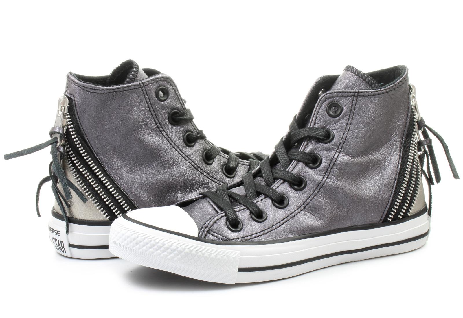 9390489bc2c1ad Converse Sneakers - Chuck Taylor All Star Tri Zip Hi - 544917C ...