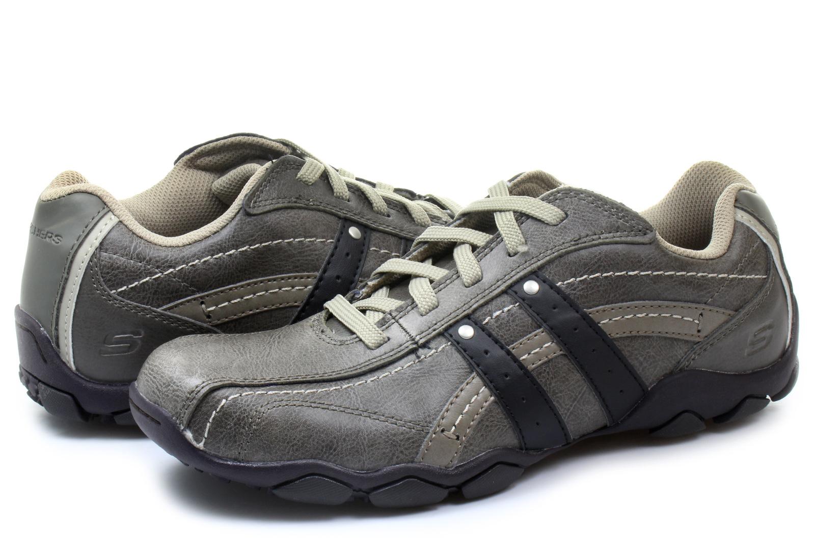 Skechers Shoes - Diameter- Blake - 63385-CHAR - Online shop for ... 0e4f97b3313