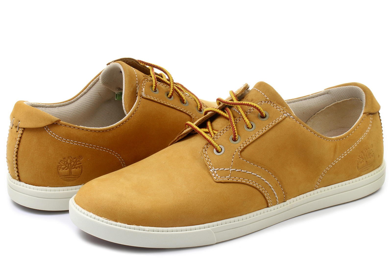 Timberland Shoes - Fulk Ox - 6533R-WHE - Online shop for sneakers ... ed79b1283c7a