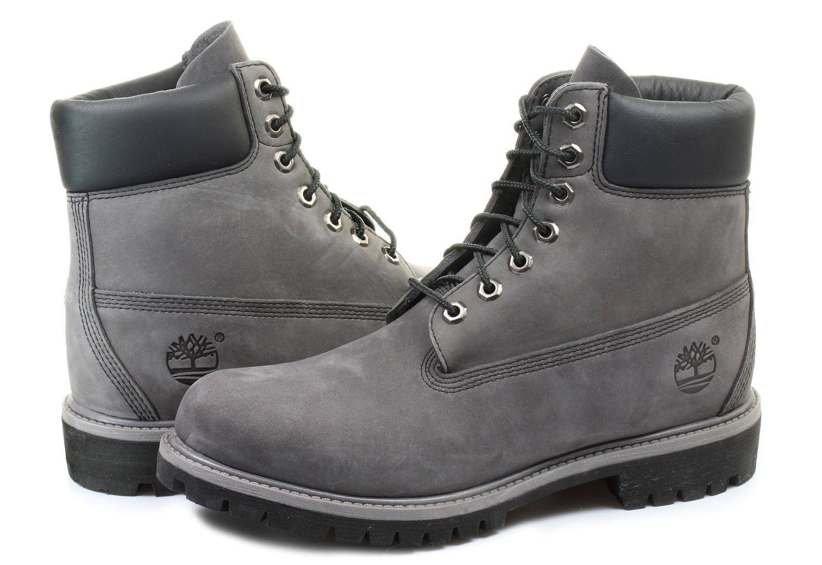 12acbdb3e3 Timberland Topánky - 6 Inch Premium Boot - 6609A-GRY - Tenisky ...