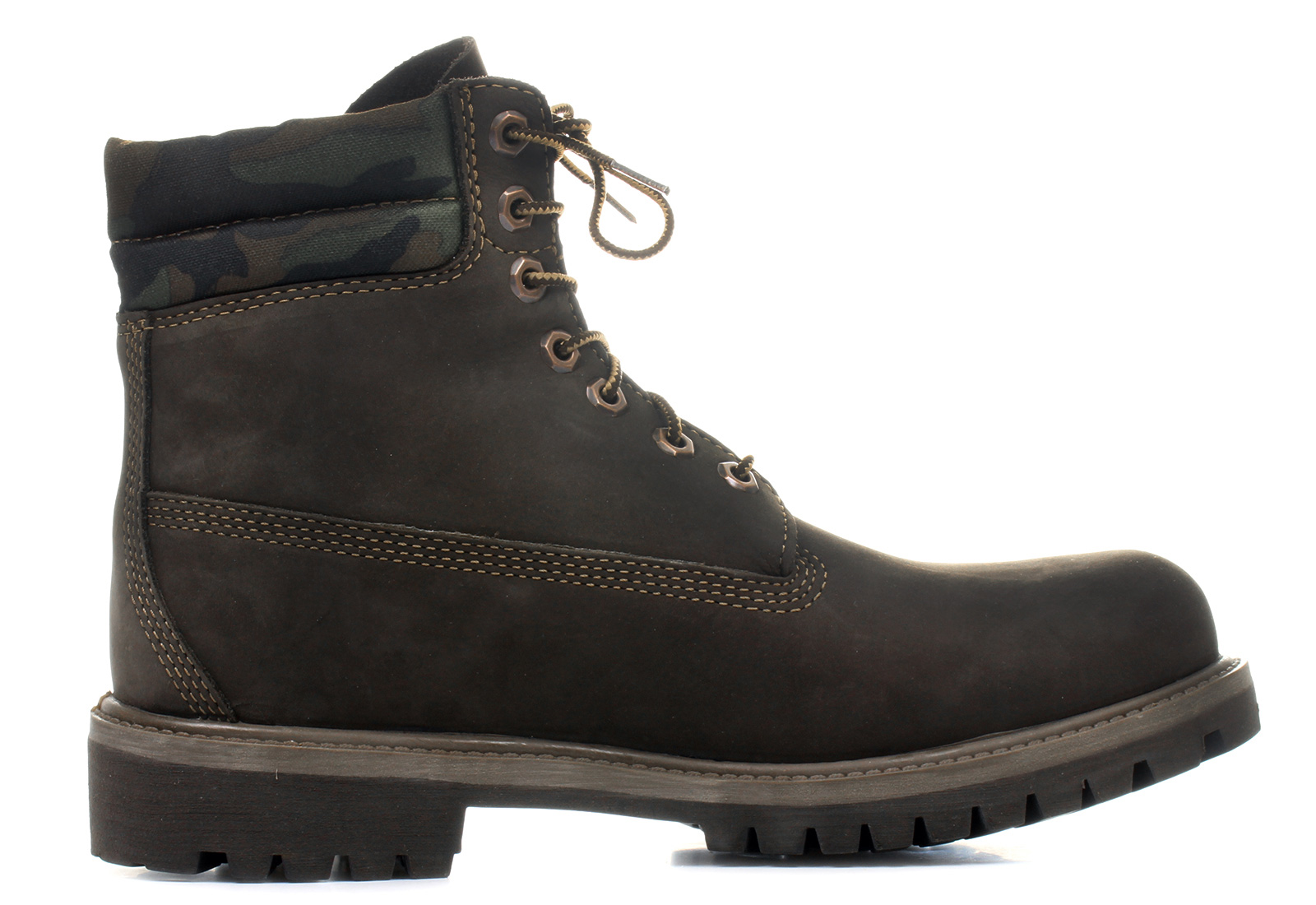 Timberland Boots 6 Inch Double Collar Boot 6610a Dbr