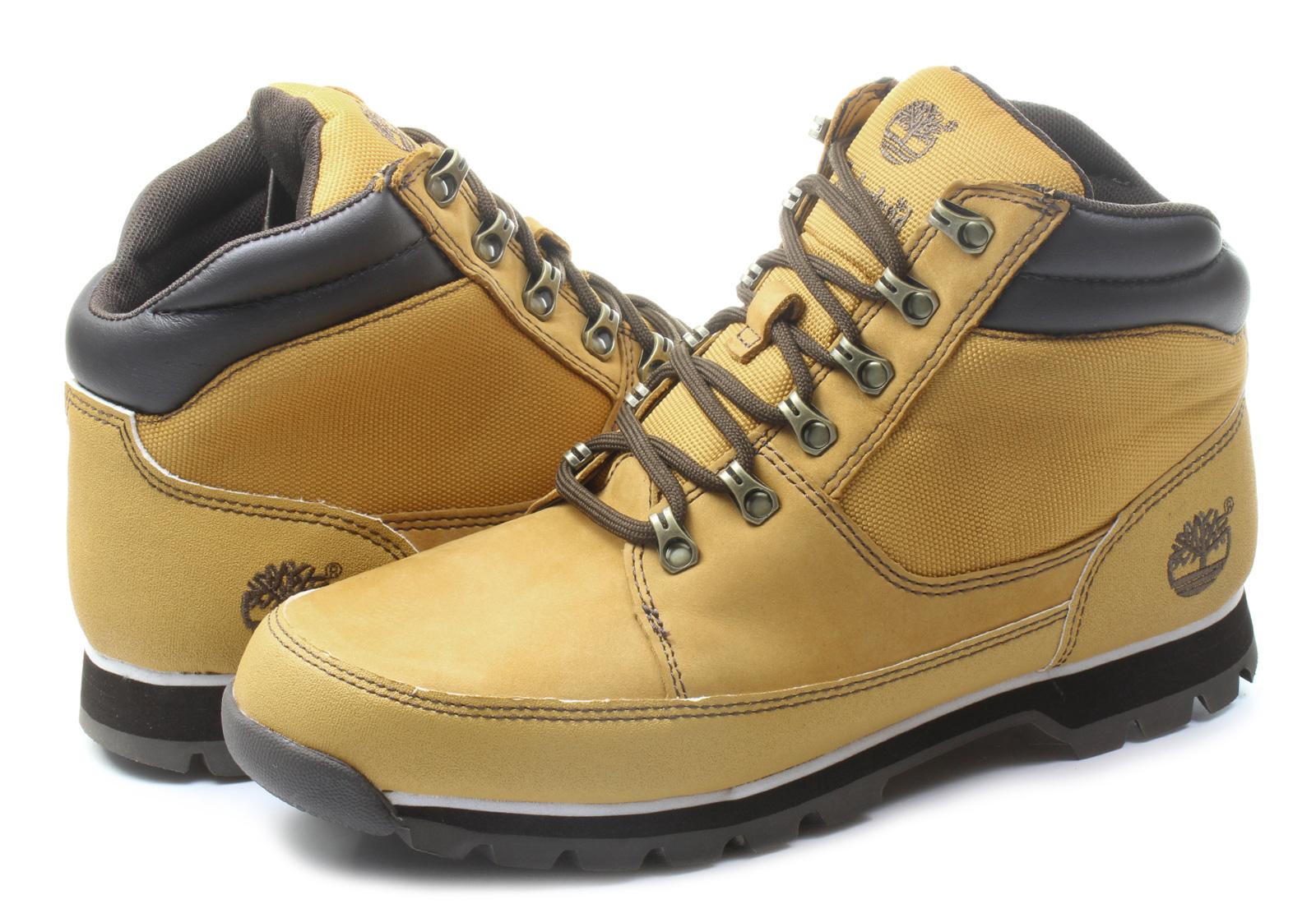 Timberland Topánky - Euro Sprint Hiker - 6703A-WHE - Tenisky ... 3e3f40a1ecc