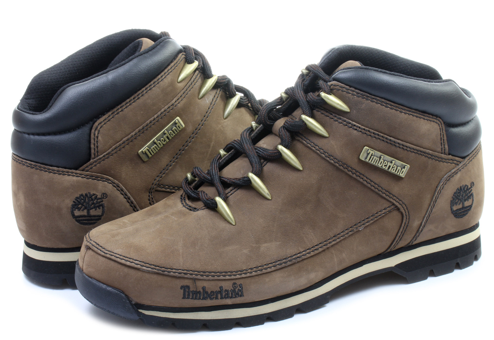 Timberland Bakancs - Euro Sprint Hiker - 6708A-DBR - Office Shoes ... 240a67b939
