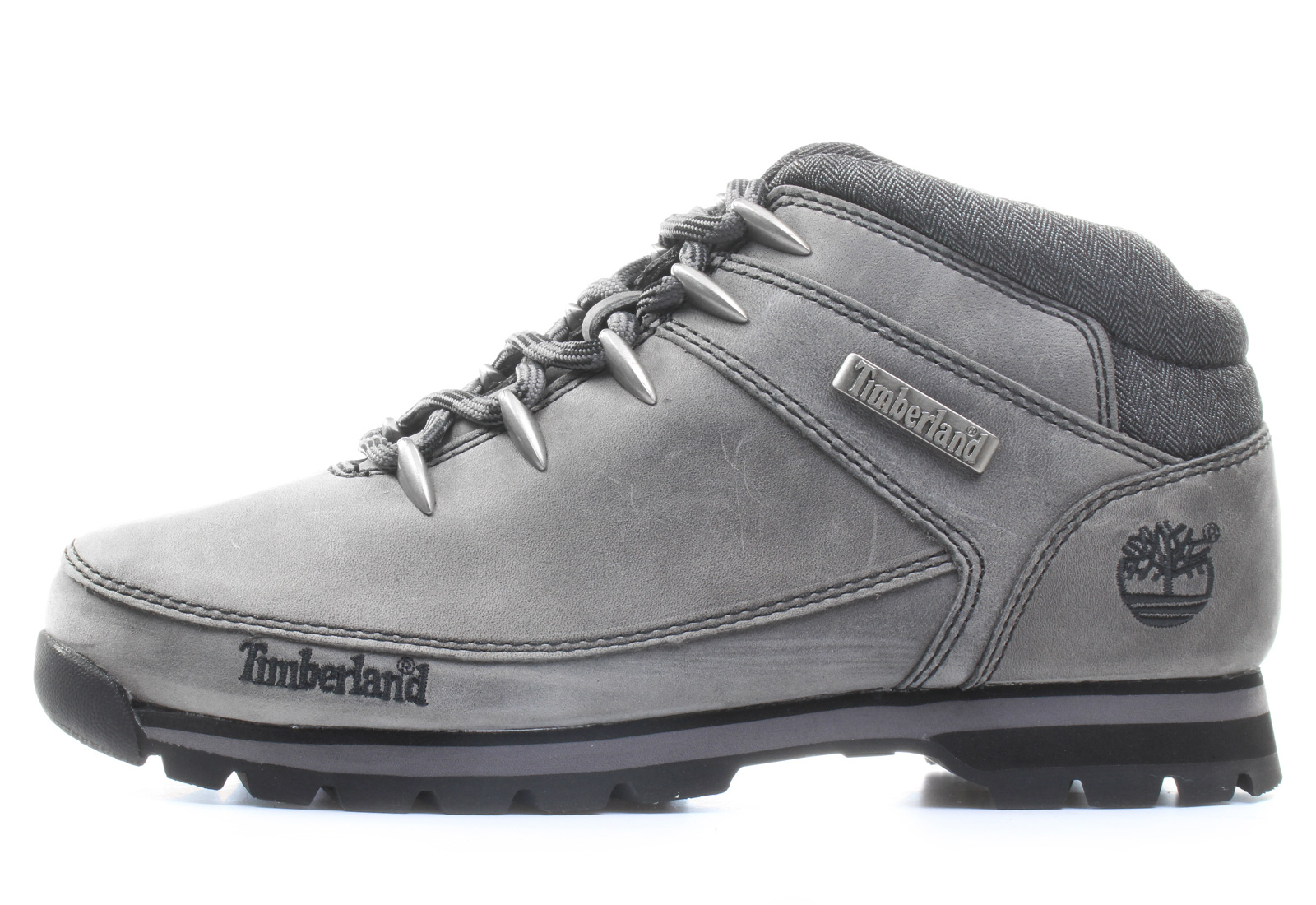 Timberland Topánky - Euro Sprint Hiker - 6709A-GRY - Tenisky ... df41f6ba89c