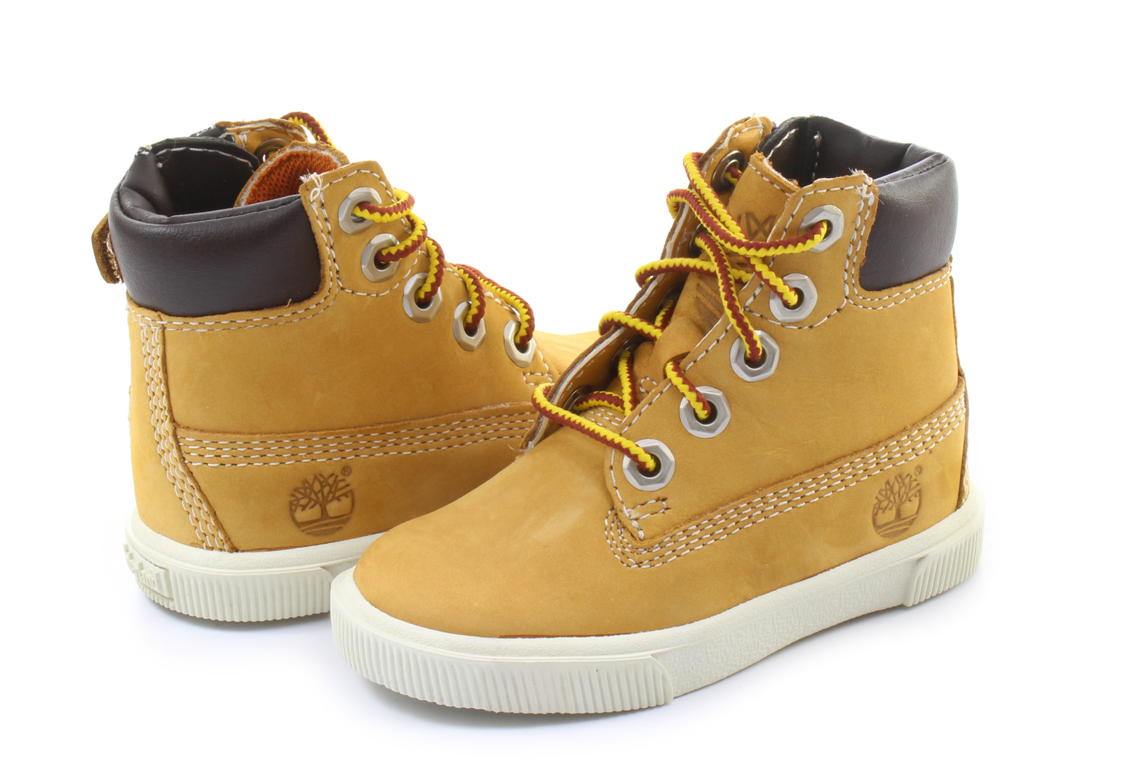 Timberland Topánky - Slim Cupsole - 6787R-WHE - Tenisky 2fed5deb615