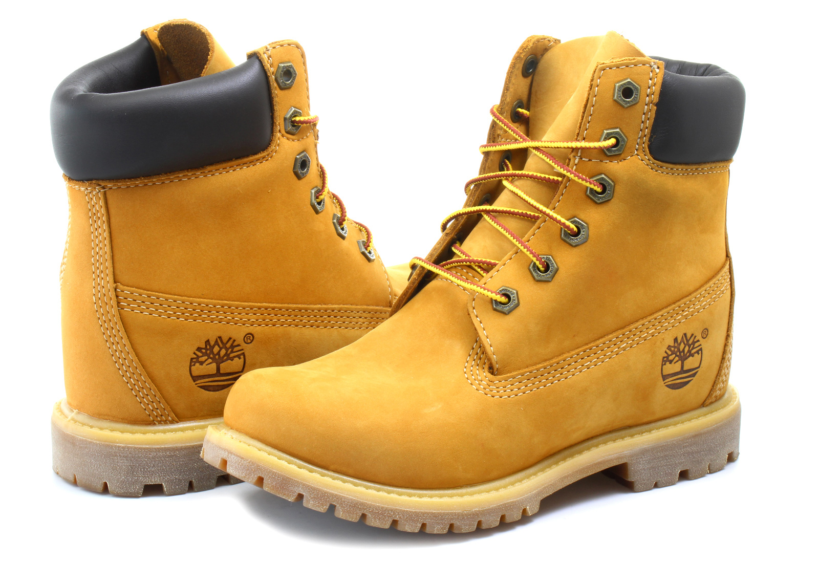 Timberland Bakancs - 6 Inch With Wedge - 8226A-WHE - Office Shoes ... 4725913aed