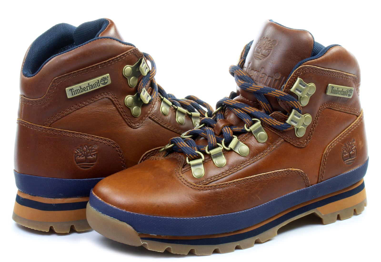 Timberland Topánky - Euro Hiker Leather - 8250A-BRN - Tenisky ... 0fc7612cc6e