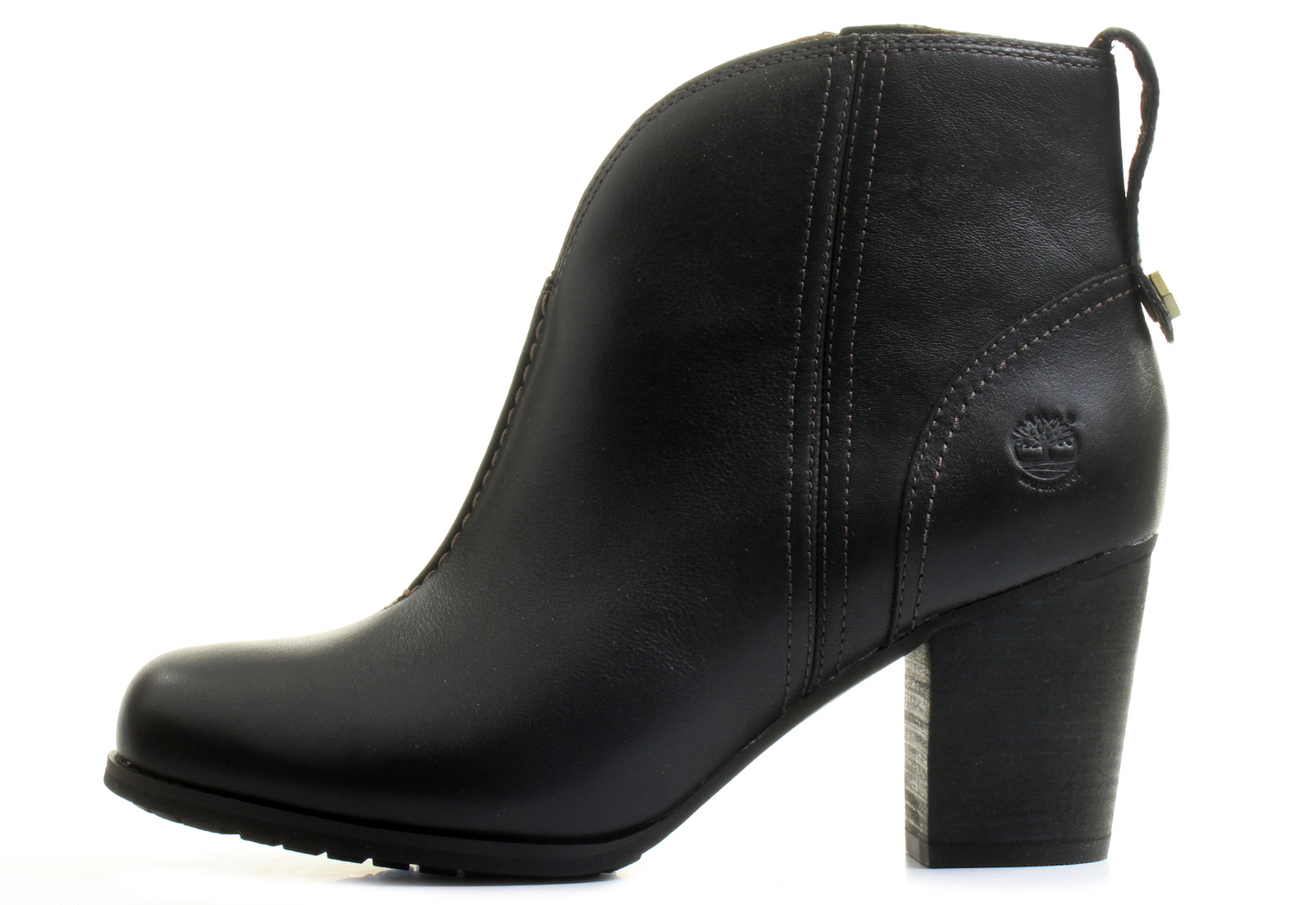timberland boots trenton bootie 8546a blk