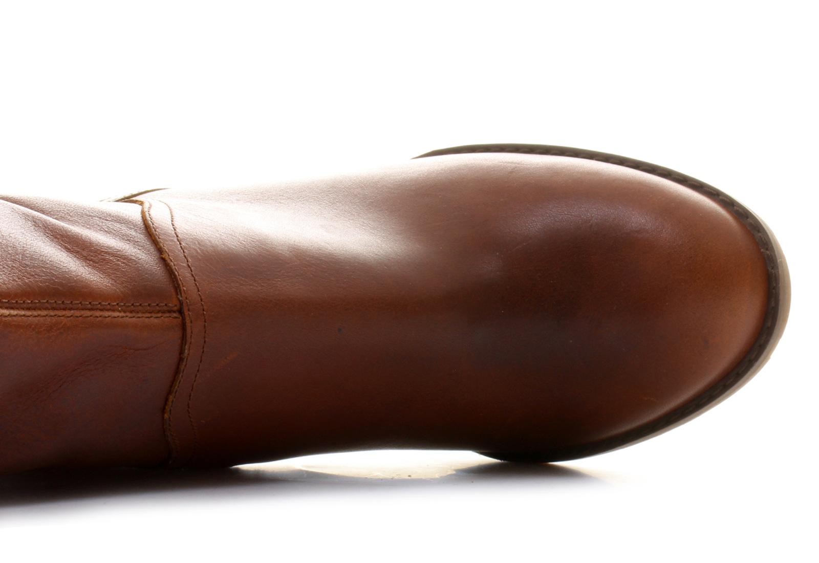 Timberland Kozačky - Stratham Heights Tall Boot - 8611A-BRNTenisky ... 392faace4f