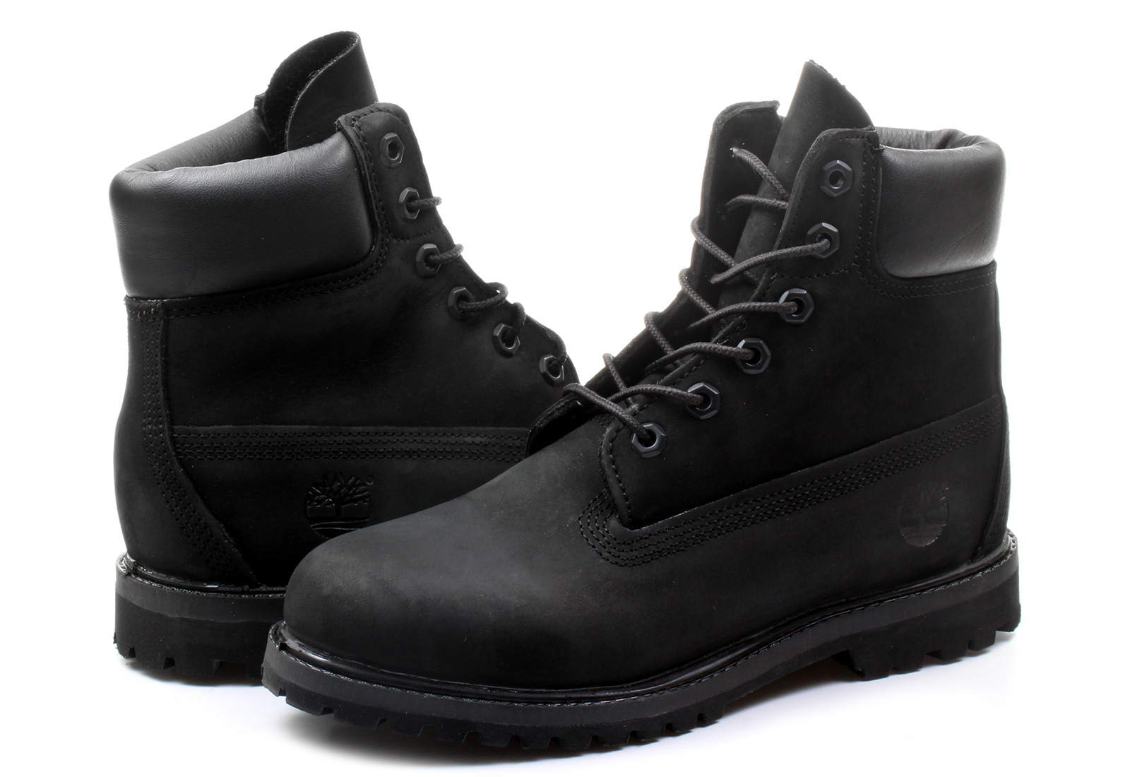 Timberland Boty - 6 Inch Prem Boot - 8658A-BLKTenisky 6fac2f60cf