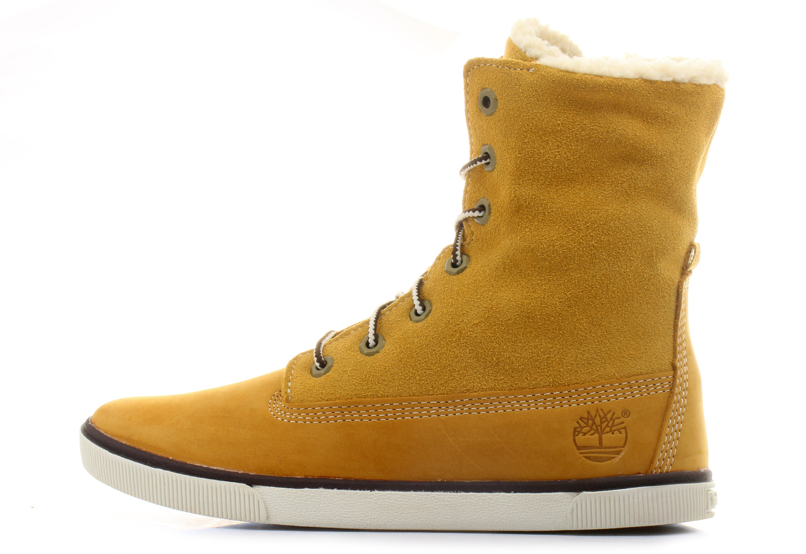 f8dc31a77dc6 Timberland Topánky - Cupsole Roll Top - 8792R-WHE - Tenisky