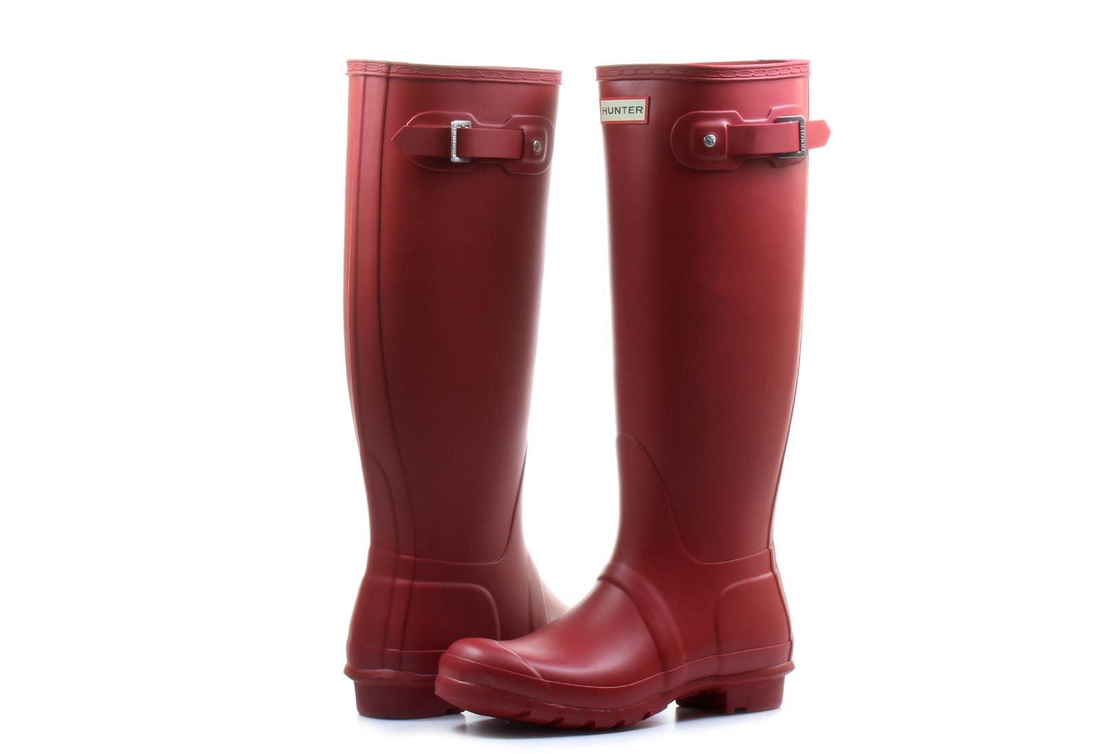 Excellent Hunter Womens Original Gloss Rain Boot