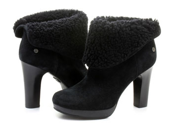 e23b7a8f436 Ugg Boots - W Dandylion Ii - 1006061-BLK - Online shop for sneakers, shoes  and boots