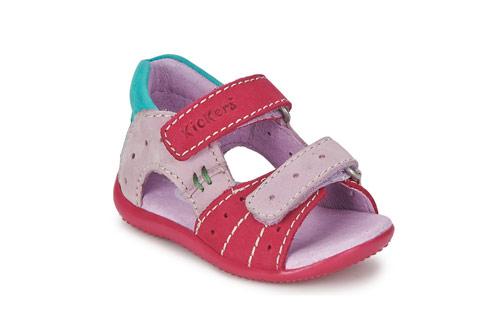 Kickers Сандали Dečije Pink Sandale