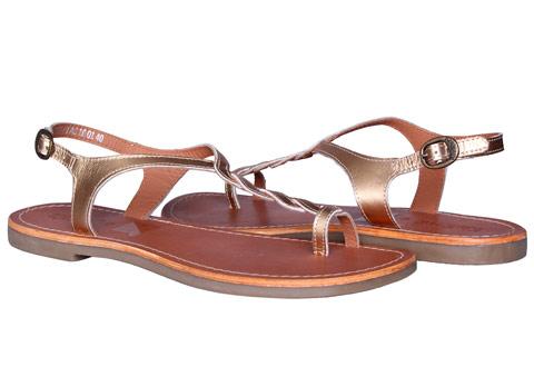 Kickers Sandale Gold Sandale
