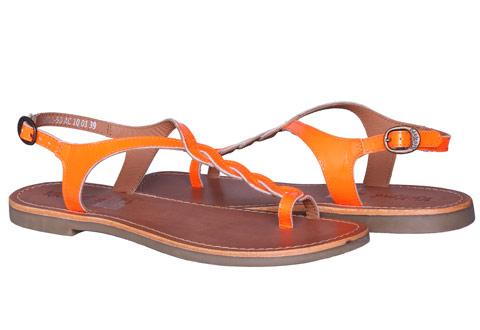 Kickers Сандали Orange Sandale