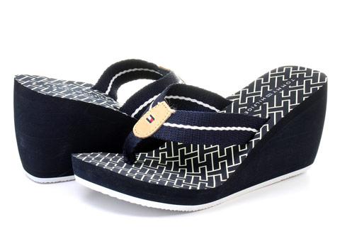 5415df8e73 Tommy Hilfiger Japanke Plava Papuče - MYRIAM 8D - Office Shoes ...