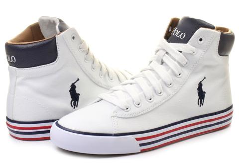 f2cb12af0e76a2 Polo Ralph Lauren Sneakers - Harvey Mid - 295-c-w1433 - Online shop ...