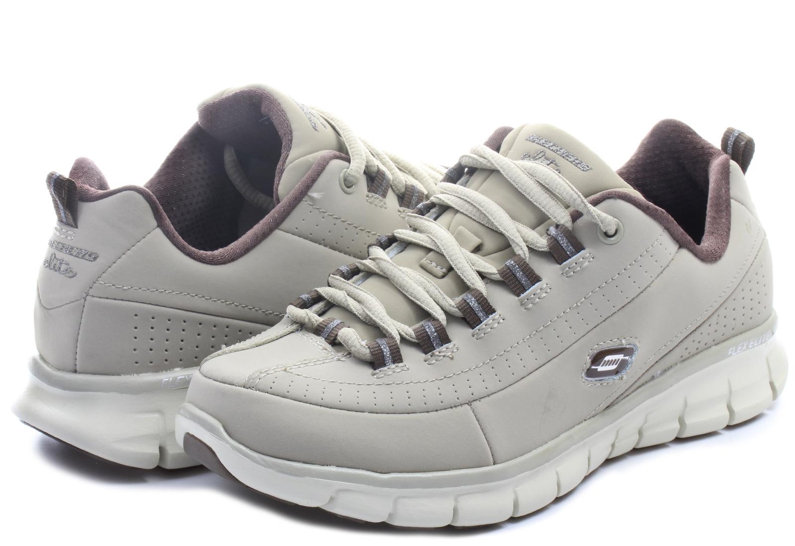 7a74a155c81ea Skechers Topánky - Trend Set - 11717-STBR - Tenisky, Topánky, Čižmy,  Mokasíny, Sandále