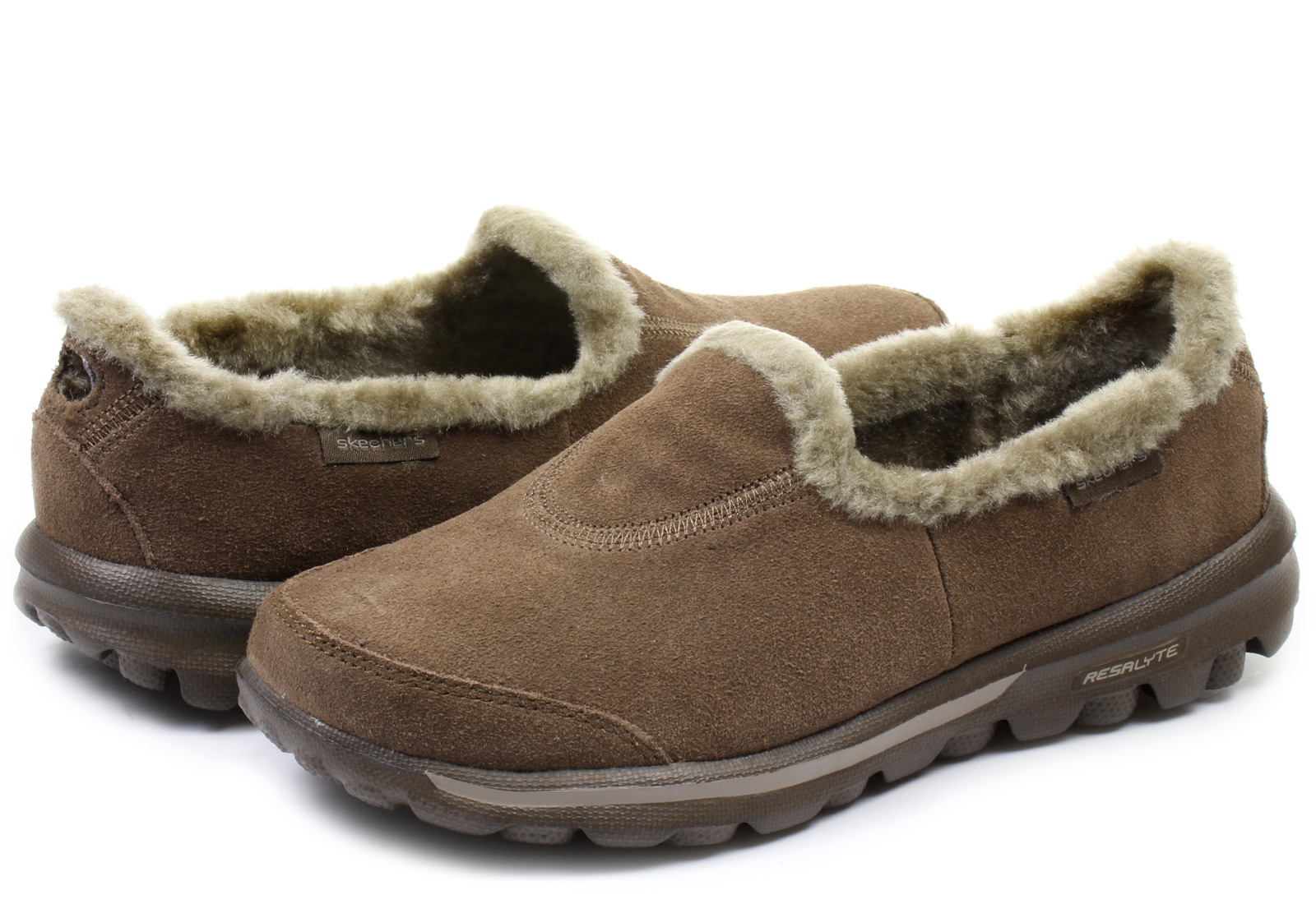 skechers shoes toasty 13533 choc shop for