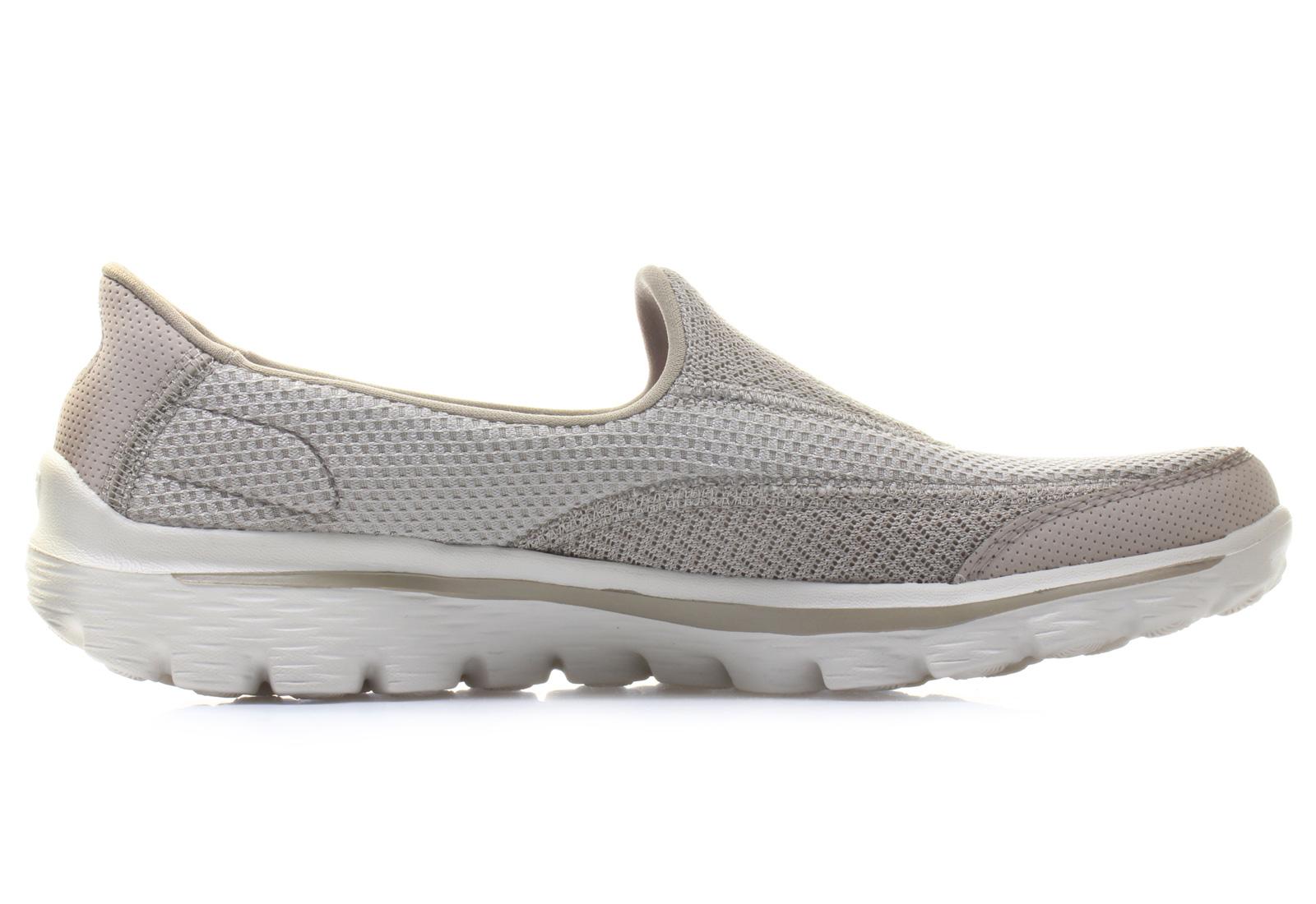 Skechers Go Walk Women S Leopard Shoes