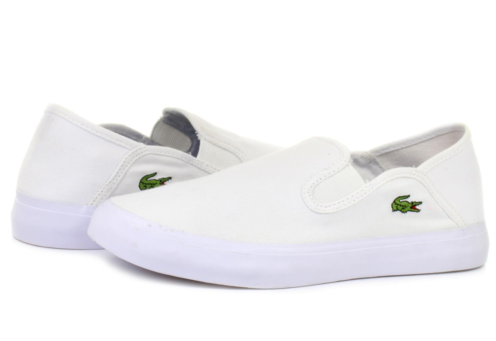 5090ad0240 Lacoste Shoes - Bellevue Slip - 141spw0101-21g - Online shop for ...