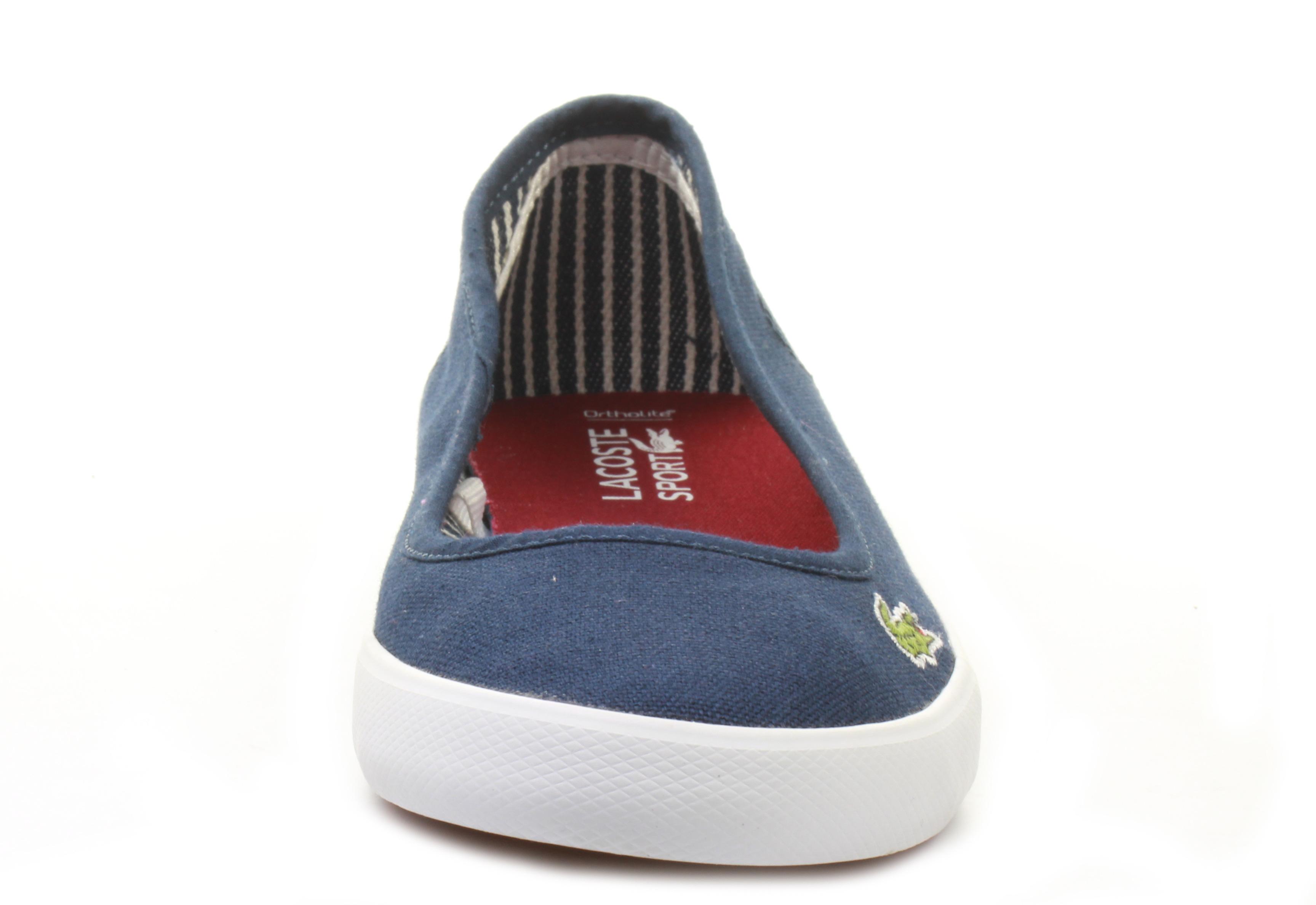 lacoste baleriny marthe 141spw0117db4 obuwie i buty