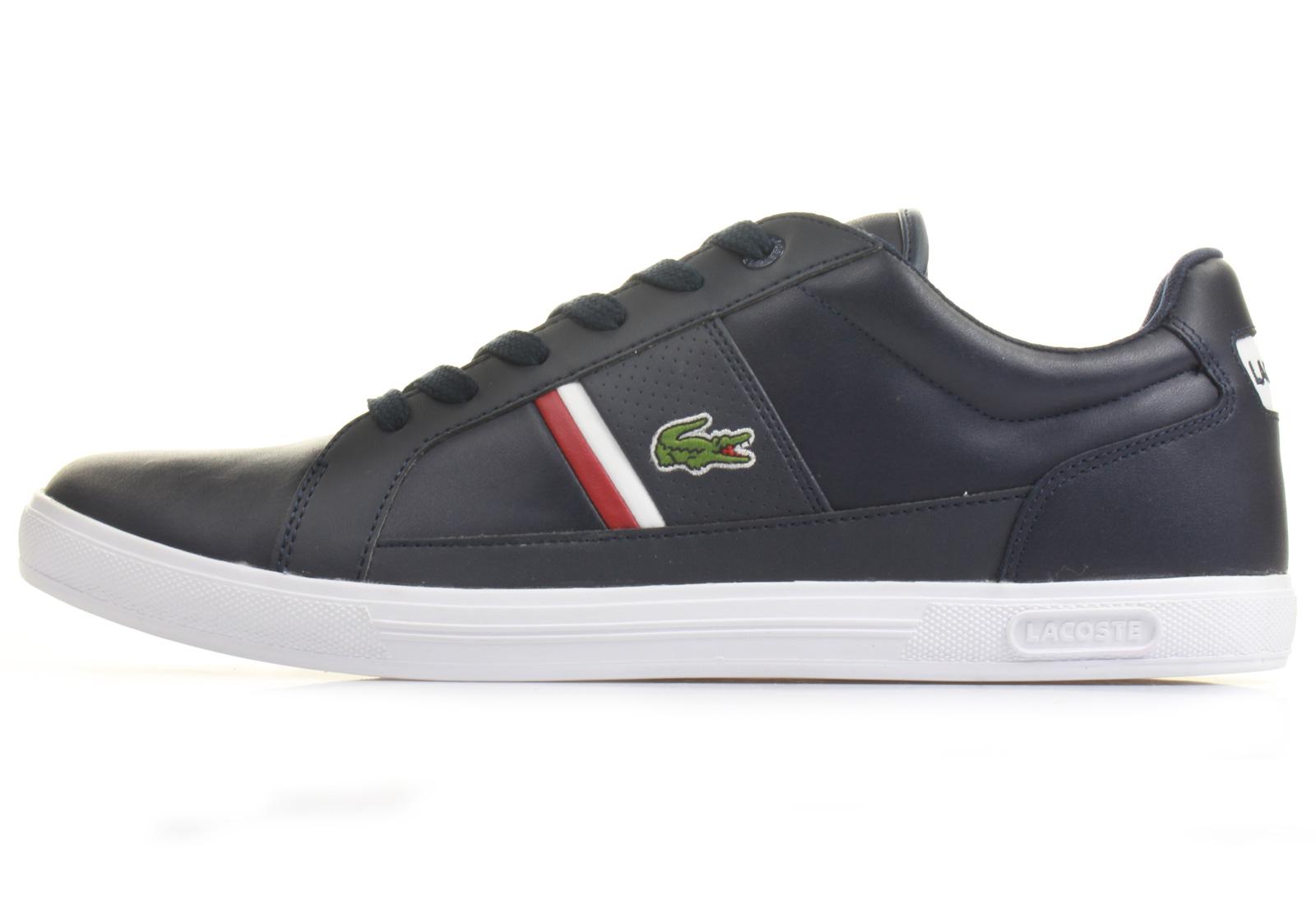 Lacoste Shoes Europa 142spm3026 121 Online Shop For